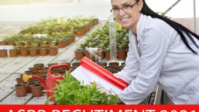 Photo of ASRB Recruitment 2021 Agricultural Research Service Posts – Apply Online