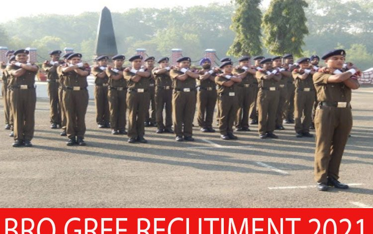 BRO GREF recruitment