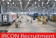 Photo of IRCON Recruitment 2021 |74 Engineer Posts |Apply Online