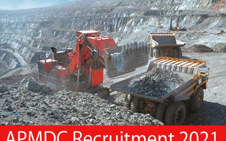 APMDC Recruitment 2021