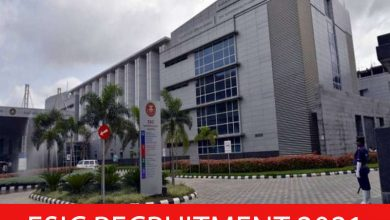 Photo of ESIC Recruitment 2021 | 52 Specialists & Other Posts |Apply Online