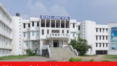 Photo of Eklavya School Recruitment 2021 Job Notification