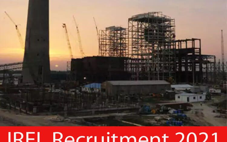 IREL Recruitment 2021 (1)