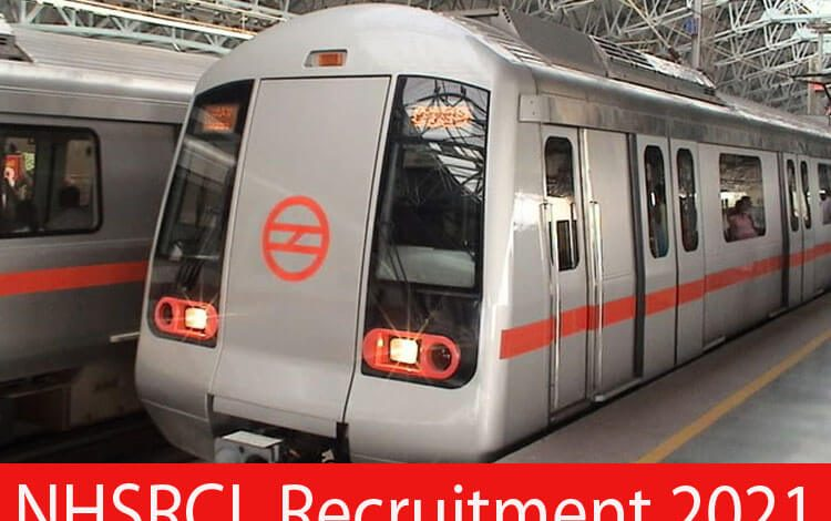 NHSRCL Recruitment 2021
