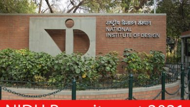 Photo of NIDH Recruitment 2021 | 27 Professional Non- Teaching Posts | Apply Online