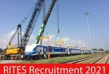 Photo of RITES Recruitment 2021 |146 Apprentice Posts | Apply Online