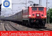 Photo of Southern Railway Recruitment 2021 | 3378 Apprentice Posts | Apply Online