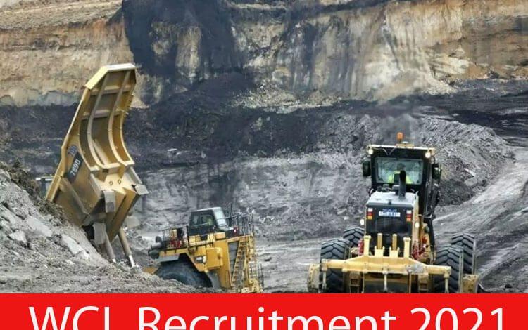 WCL Recruitment 2021