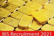 Photo of BIS Recruitment 2021 | 28 Scientist B Posts | Apply Online