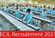 Photo of ECIL Recruitment 2021 | 45 Assistant & Other  Posts | Apply Online