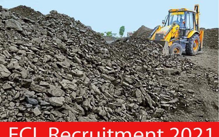 ECL Recruitment 2021
