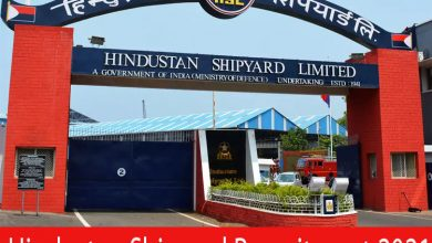Photo of Hindustan Shipyard Recruitment 2021   53 Manager & Other Posts   Apply Online