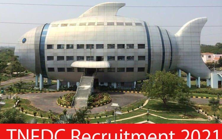 TNFDC Recruitment 2021