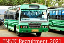 Photo of TNSTC Recruitment 2021 | Various Mechanic (Motor Vehicle) & Other Posts | Apply Online