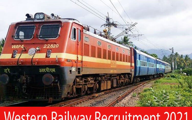 Western Railway Recruitment 2021