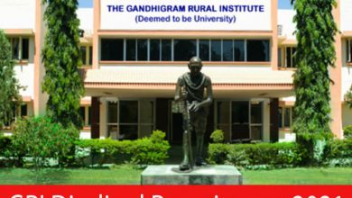 Photo of GRI Dindigul Recruitment 2021   Various Technical Assistant & Other Posts   Apply Online
